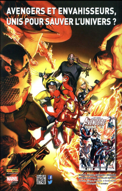 Dos All-New Iron Man & the Avengers HS tome 1