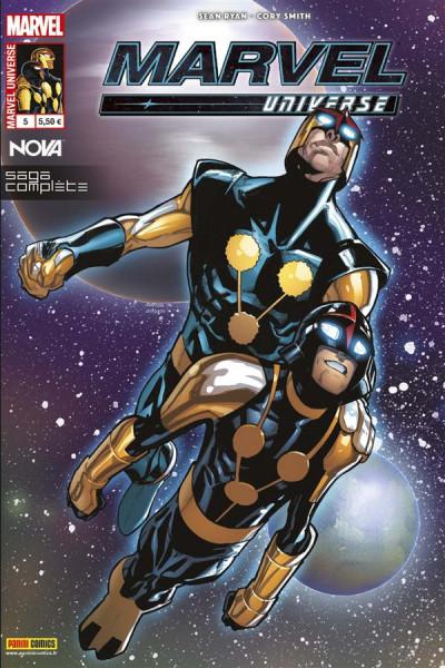 Couverture Marvel Universe tome 5