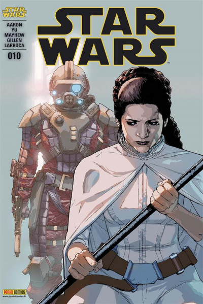 Couverture Star Wars fascicule tome 10 - cover 1/2