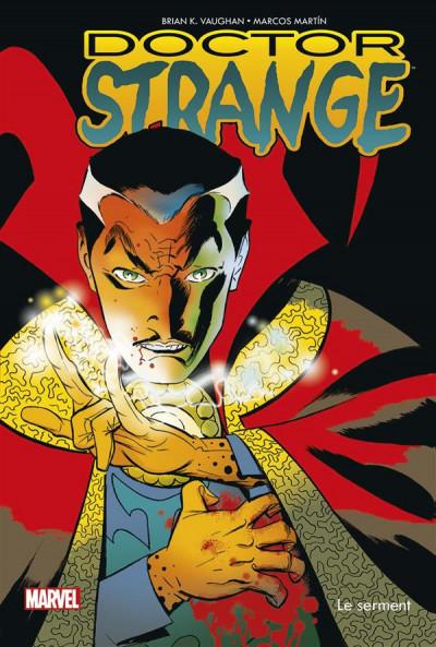 Couverture Doctor Strange - Le serment