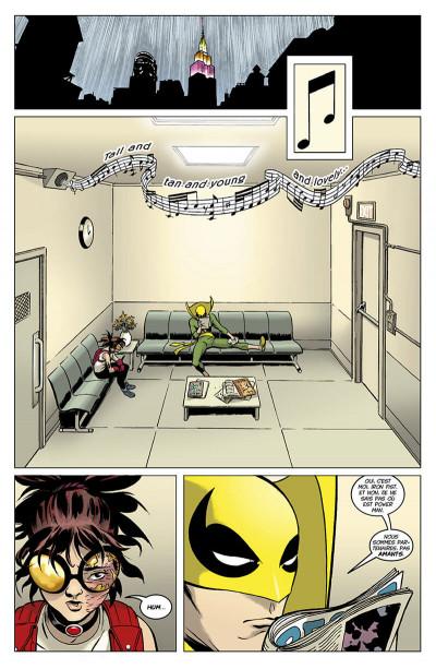 Page 5 Doctor Strange - Le serment