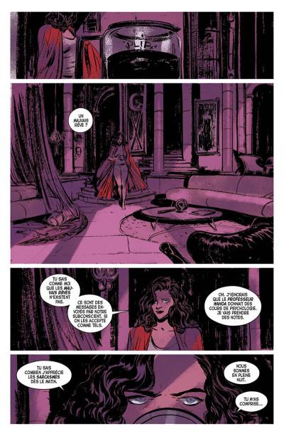 Page 9 La sorcière rouge tome 1