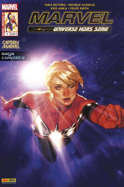 Couverture Marvel universe HS tome 2