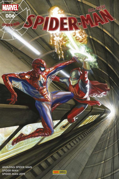 Couverture All-New Spider-Man tome 6