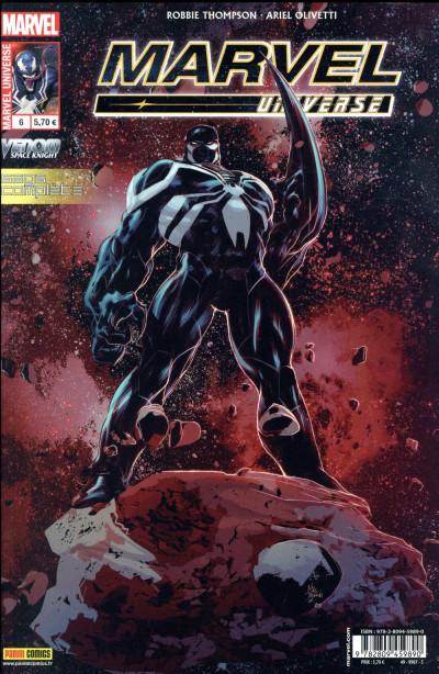 Couverture Marvel universe tome 6