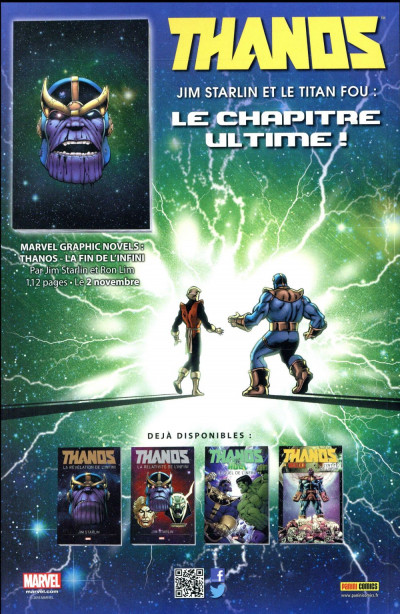 Dos Marvel universe tome 6