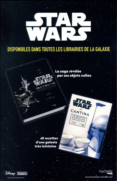 Dos Star wars fascicule tome 11 - cover 2/2