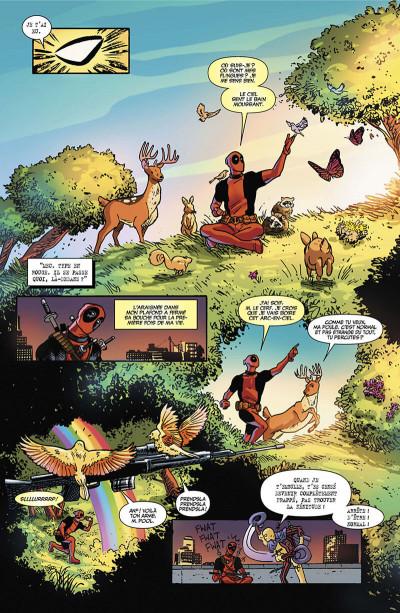 Page 0 Deadpool - On n'est pas des bêtes