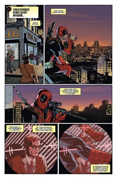 Page 6 Deadpool - On n'est pas des bêtes