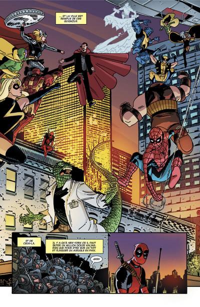 Page 7 Deadpool - On n'est pas des bêtes