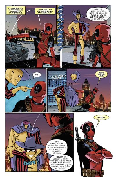 Page 8 Deadpool - On n'est pas des bêtes