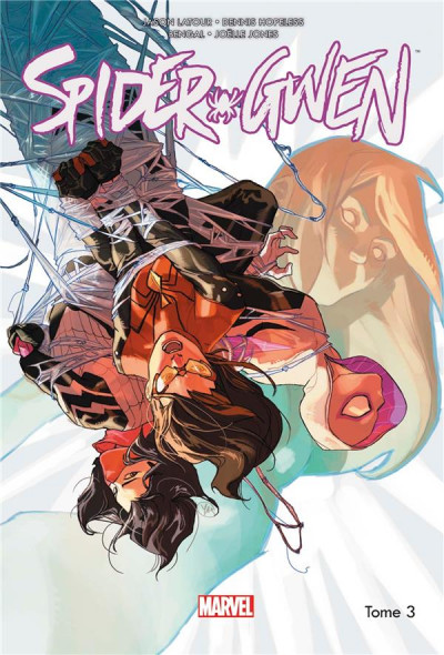 Couverture Spider-Gwen tome 3