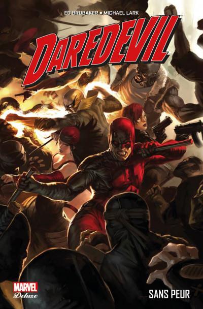 Couverture Daredevil par Brubaker tome 2