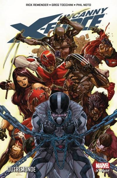 Couverture Uncanny X-Force tome 3