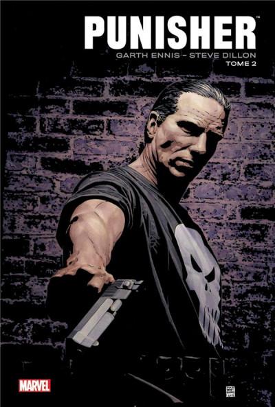 Couverture Punisher par Ennis et Dillon tome 2