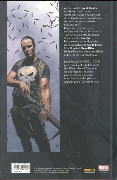 Dos Punisher par Ennis et Dillon tome 2