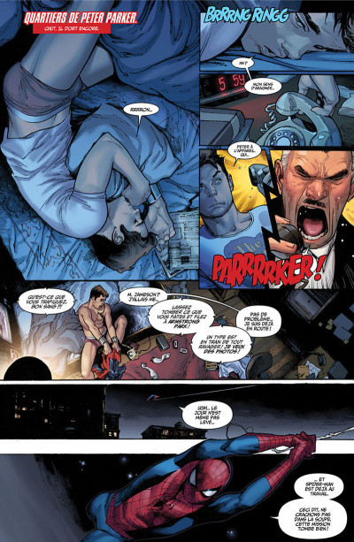 Page 6 Amazing Spider-Man tome 3