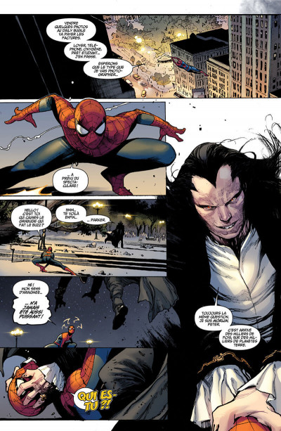 Page 7 Amazing Spider-Man tome 3