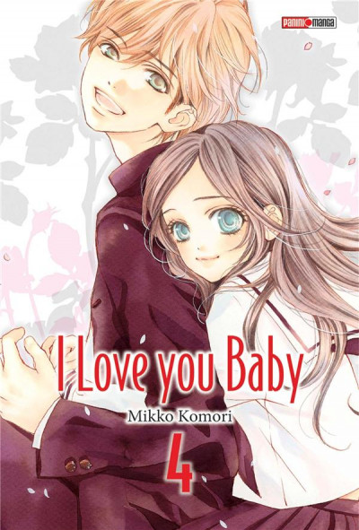 Couverture I love you baby tome 4