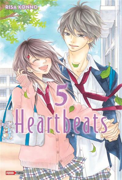 Couverture Heartbeats tome 5