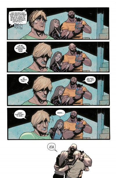 Page 0 Power man et Iron Fist tome 2