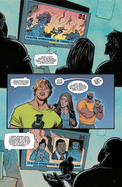 Page 7 Power man et Iron Fist tome 2