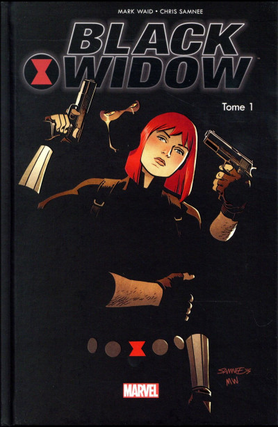 Couverture Black Widow - All-new all-different tome 1