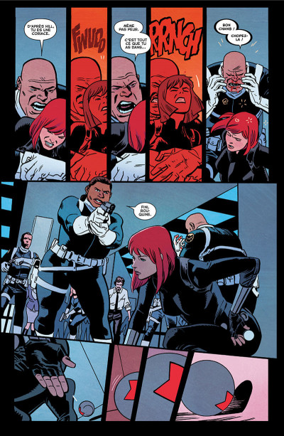 Page 9 Black Widow - All-new all-different tome 1