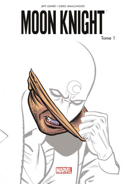 Couverture Moon Knight - All-new all-different tome 1