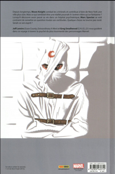 Dos Moon Knight - All-new all-different tome 1