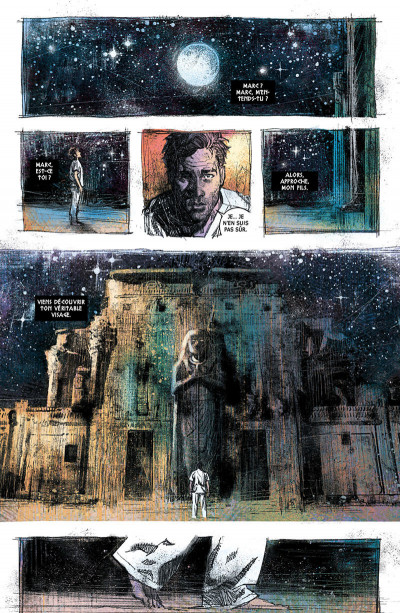 Page 6 Moon Knight - All-new all-different tome 1