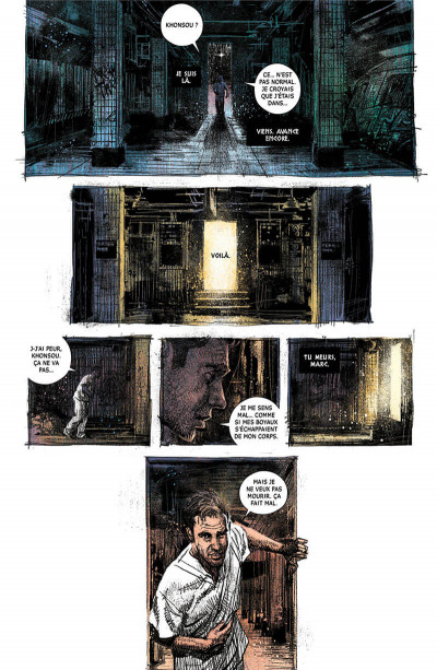 Page 7 Moon Knight - All-new all-different tome 1