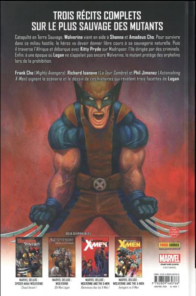 Dos Savage Wolverine