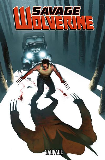 Page 2 Savage Wolverine