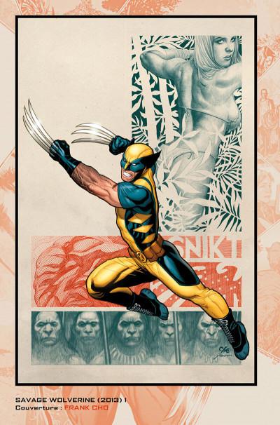 Page 7 Savage Wolverine