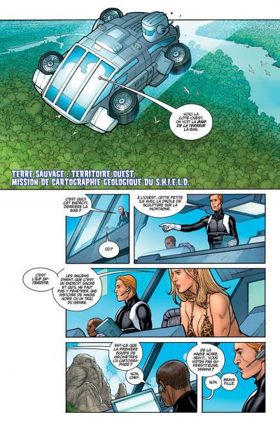 Page 8 Savage Wolverine