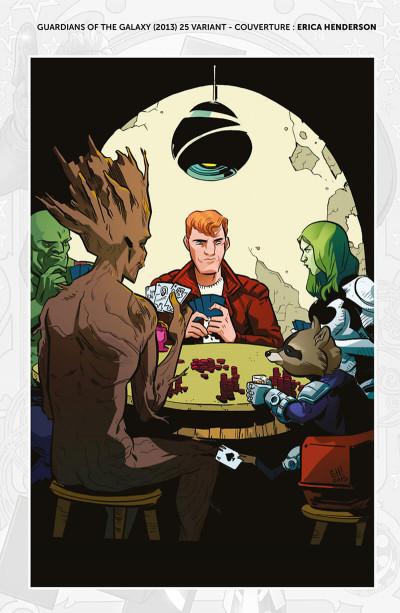 Page 0 All New X-Men/ Les gardiens de la galaxie tome 2