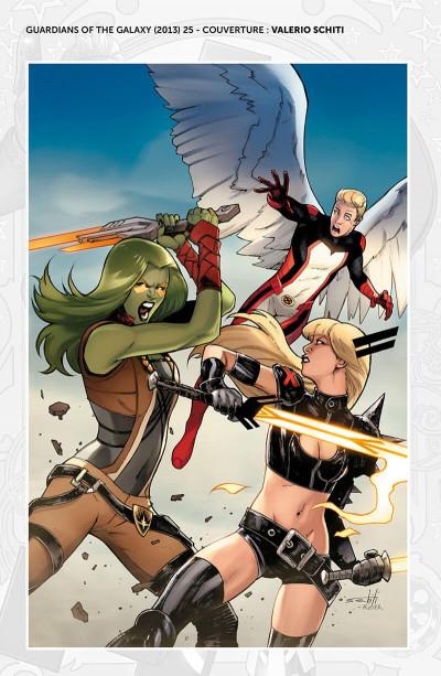 Page 5 All New X-Men/ Les gardiens de la galaxie tome 2