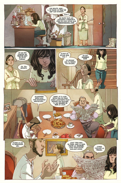 Page 0 Ms. Marvel tome 1 - édition 20 ans