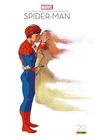 Couverture Spider-Man - Un jour de plus - édition 20 ans