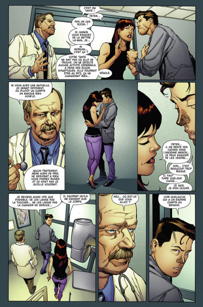 Page 0 Spider-Man - Un jour de plus - édition 20 ans