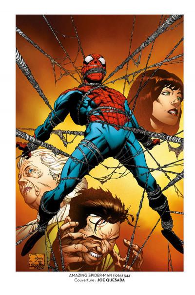Page 6 Spider-Man - Un jour de plus - édition 20 ans