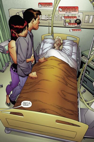 Page 8 Spider-Man - Un jour de plus - édition 20 ans
