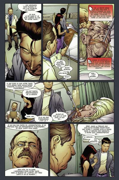 Page 9 Spider-Man - Un jour de plus - édition 20 ans