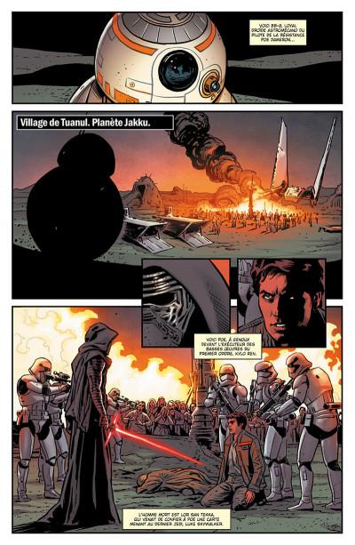 Page 0 Star wars : le réveil de la force