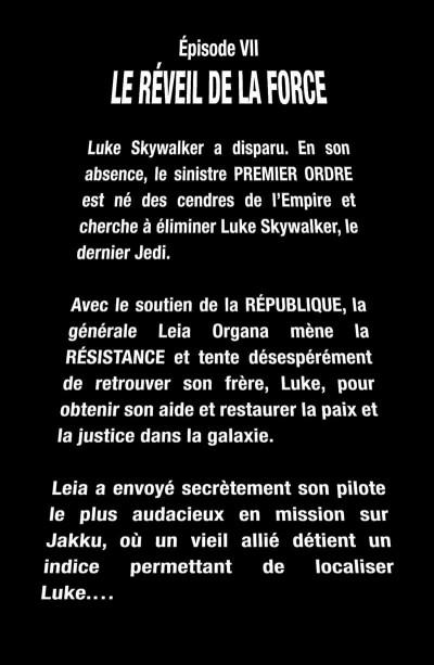 Page 9 Star wars : le réveil de la force