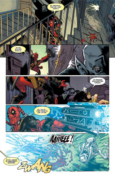 Page 9 Deadpool tome 6