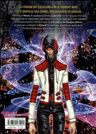 Dos Saint Seiya épisode G - assassin tome 6