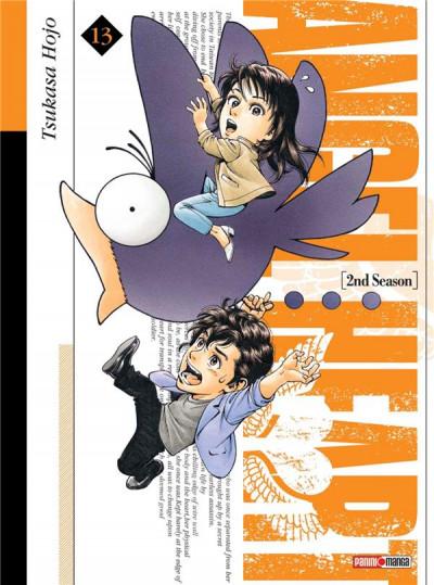Couverture Angel heart - saison 2 tome 13