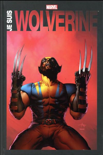 Couverture Je suis Wolverine
